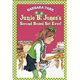 Junie B. Jones's Second Boxed Set Ever! (Books 5-8) ~ Barbara Park