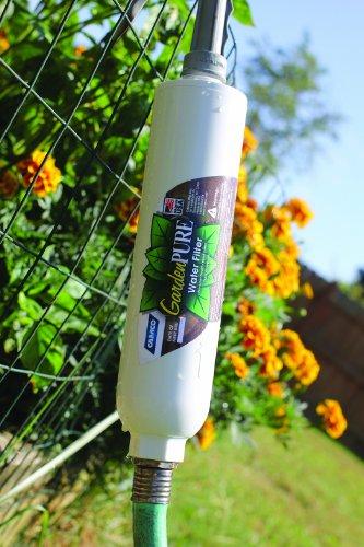 Garden Standard Hose Thread Attachment Carbon Water Filter Chlorine Reducer Nib Ebay