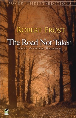 the-road-not-taken-and-other-poems-dover-thrift-editions