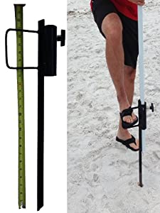 Amazon Com Outdoor Beach Umbrella Stand Great Sand