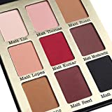 Tmalltide Professional 9 Color Meet Matt(e) Make Up Nature Nude Matte Eyeshadow Palette Cosmetics (979) (Color: 979)