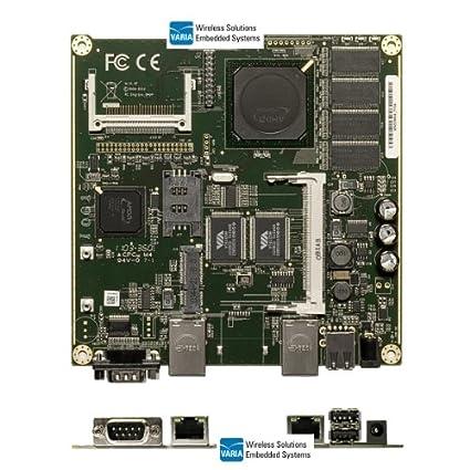 PC Engines ALIX Board ALIX.6F2 6F2 6E2 Carte mère 2 x LAN 1 x micro PCI, 1 x micro PCIe 2 x SIM 500MHz