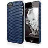 elago S5 Breathe Case for iPhone 5/5S - eco friendly Retail Packaging (Soft Feeling Jean Indigo)