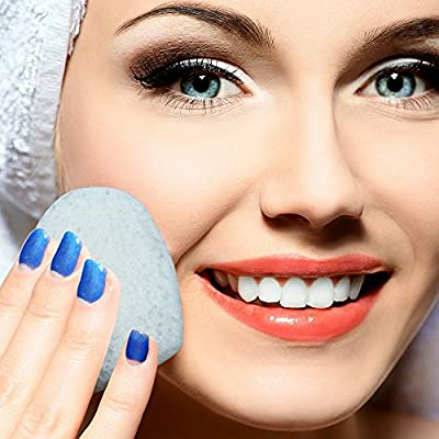 SpaWorks Konjac Exfoliating Facial Cleansing Sponge - 2 pack - Feel Beautiful from SpaWorks