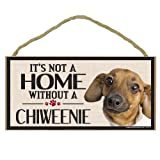 Imagine This Wood Sign for Chiweenie Dog Breeds