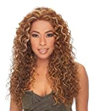LEONA - Shake N Go Freetress Equal Natural Hairline Lace Front Wig #GF8643