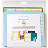 Project Life Weekly Planned Pages, 6 by 8-Inch