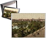 Photo Jigsaw Puzzle Of St. Stephen S Green Park, Dublin. County Dublin, Ireland