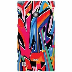 Nokia Lumia 720 Back Cover - Unique Designer Cases