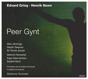 Grieg: Peer Gynt, Norwegian/English Text by Aeon