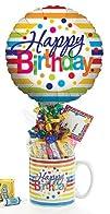 Candy Mug with Happy Birthday Message…