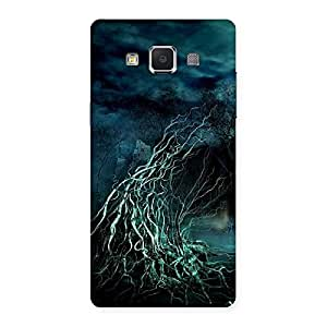 Horror Tree Multicolor Back Case Cover for Samsung Galaxy A5