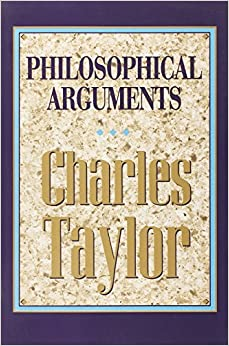 philosophical papers charles taylor Notre dame philosophical reviews is an  charles taylor  charles taylor, dilemmas and connections: selected essays, harvard university press, 2011.
