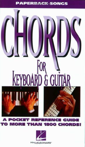 Download Free Chords for Keyboard and Guitar (The Paperback Songs ...