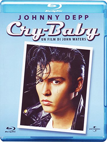 Cry baby [Blu-ray] [IT Import]