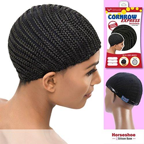 Vivica-A-Fox-CORNROW-EXPRESS-CAP-SL-Horseshoe-Silicon-Weave-Cap