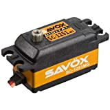 Savox SC-1251MG Low Profile High Speed Metal Gear Digital Servo