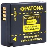 Bundlestar * Qualitätsakku für Panasonic DMW BLG10 mit Infochip Intelligentes Akkusystem - Für Panasonic Lumix DMC GF6 GX7 usw