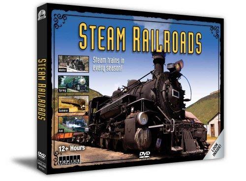 Steam Railroads DVD (Reef Steam compare prices)
