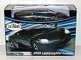 TESTORS KITS 1/24 - 65016 2008 LAMBORGHINI REVENTON - GREY DIECAST KIT