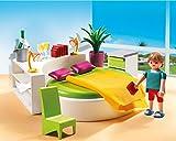 Playmobil - A1502745 - Jeu De Construction - Chambre Avec Lit Rond