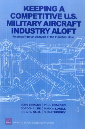 Keeping a Competitive U.S. Military Aircraft Industry Aloft: Findings from an Analysis of the Industrial Base PDF