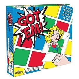 Got Em board game