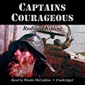 Captains Courageous Audiobook by Rudyard Kipling Narrated by Nadia May