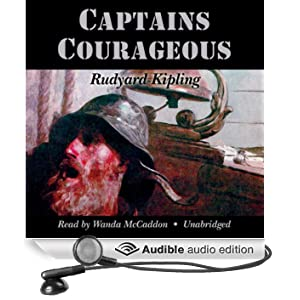 Captains Courageous (Unabridged)