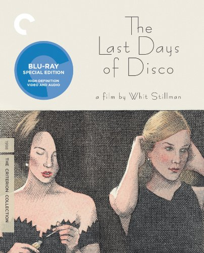 Cover art for  The Last Days of Disco (The Criterion Collection) [Blu-ray]