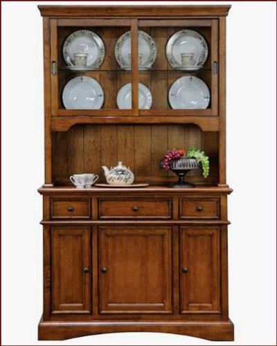 Cheap Winners Only Buffet/Hutch Vintage in Oak WO-DV1460BH (B004OHSF6G)
