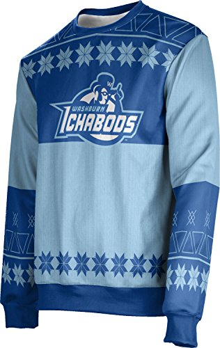 ProSphere Men's Washburn University Ugly Holiday Jingle Sweater