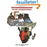 Entrepreneurship in Sub-Saharan Africa: A Strategic Management Perspective