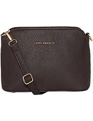 Lino Perros Women's Handbag (Brown) - B01IVGK0YA