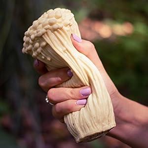 Stress Mushroom - Enoki
