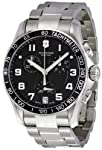 Victorinox Swiss Army Men's 241494 Black Dial Chronograph Watch from Victorinox Swiss Army