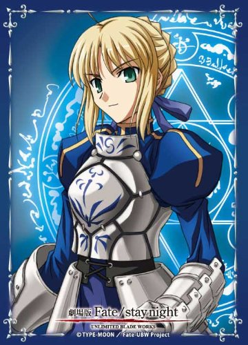 Character Sleeve Collection Fate/stay Night -UNLIMITED BLADE WORKS- [Saber]
