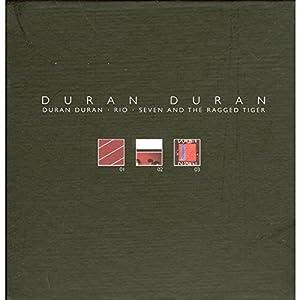 Duran Duran / Rio / Seven & The Ragged Tiger (Mini Sleeve Box Set)