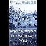 The Auerbach Will | Stephen Birmingham