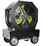 """CULER XC3000 8,010 CFM Professional Space Cooler for 3000 sq. ft., 30"""""""