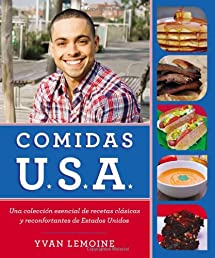 Comidas USA: Una coleccion esencial de recetas clasicas y reconfortantes de Estados Unidos (Spanish Edition)