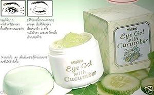 Mistine Anti-wrinkle Brightening Cucumber Eye Gel 10g