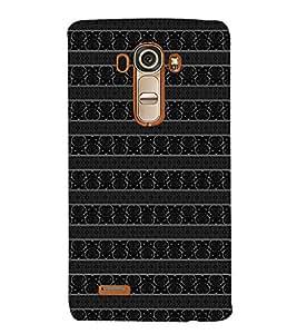EPICCASE short devils Mobile Back Case Cover For LG G4 (Designer Case)