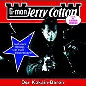 Der Kokain-Baron (Jerry Cotton 16) | Jerry Cotton