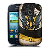 Head Case Wyvern Dragons Snap-on Back Case Cover For Samsung Galaxy Fame S6810