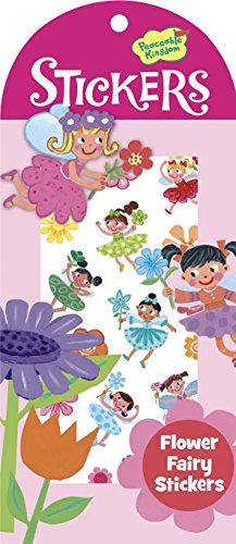 Peaceable Kingdom Flower Fairy Sticker Pack