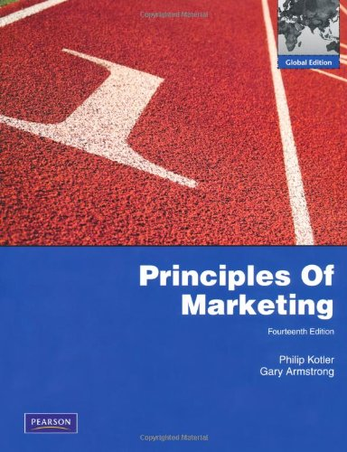 Principles of Marketing W
