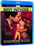 Shakespeare in Love [Blu-ray + DVD] (Bilingual)