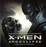 X-men apocalypse : bande originale du film de Bryan Singer