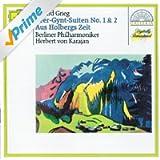 Grieg: Peer Gynt Suites Nos.1 & 2; From Holberg's Time; Sigurd Jorsalfar